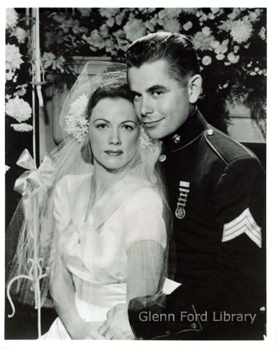 Eleanor Powell and glenn ford marriage